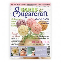 Revista Cakes & Sugarcraft Nº 118