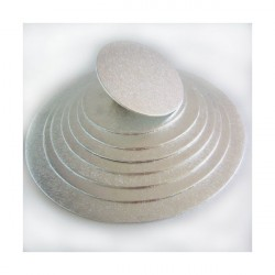 Base Fondant Redonda 25 cm  ( 4 mm )