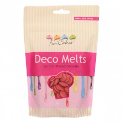 Deco Melts Rojo ( 250 gr )