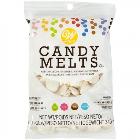 Candy Melts Blanco ( 340 gr. )