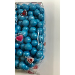 Bolas Chocolate Deluxe Azul 22 mm ( 1 Kg )