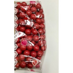 Bolas Chocolate Deluxe Roja 22 mm ( 1 Kg )