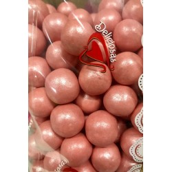 Bolas Chocolate Deluxe Rosa 22 mm ( 1 Kg )